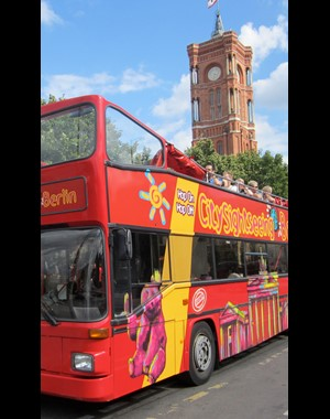 Hop On Hop Off Bus Tour A – 24h and 48h