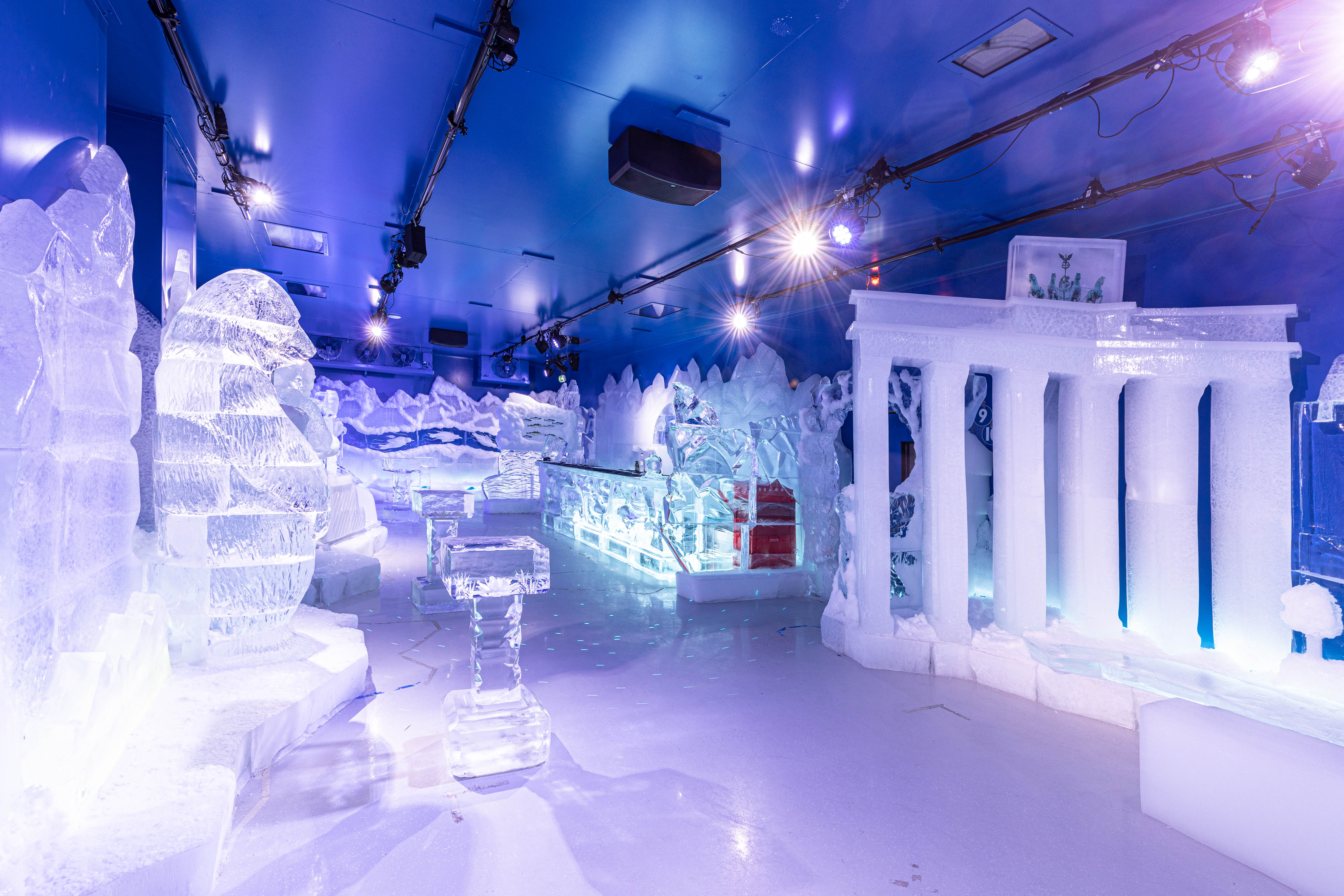 Berlin Icebar FB